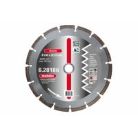 Алмазний отрезной диск METABO для абразивных материалов (628186000)